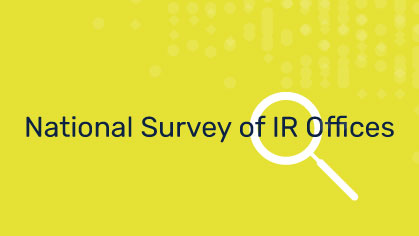 National Survey of IR Offices