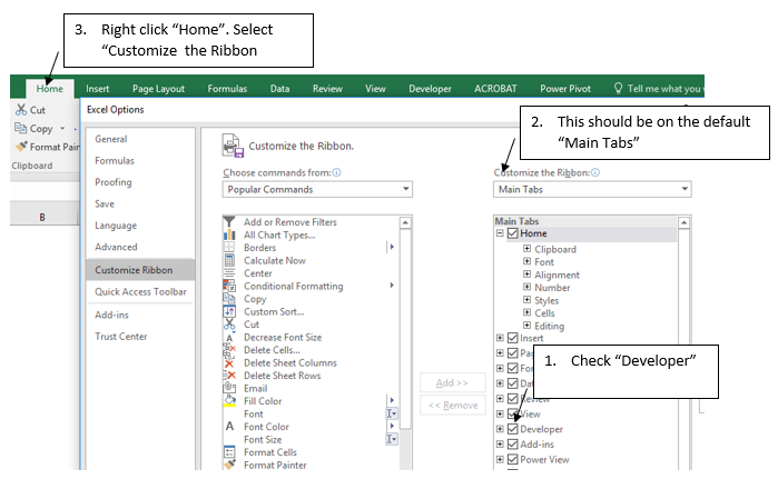 Creating a Clear Slicer Button in Excel | AIR