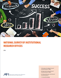 National Survey of Institutional Research Offices Report