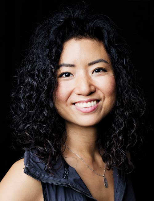 Portrait of Tricia Wang