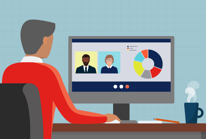 Lead Image May 2020 - Data Pros Working at Home