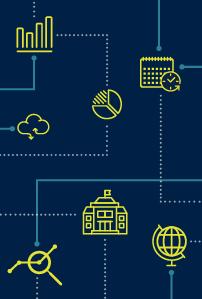 Collaborations Across Campus and the Data Diaspora