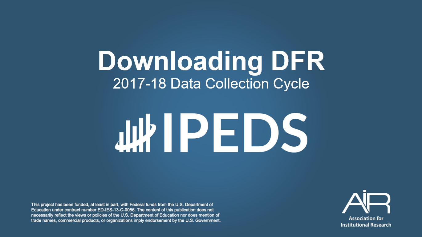 DFR-Downloading