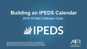 IPEDS-Calendar
