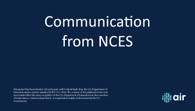 New Keyholder Communications