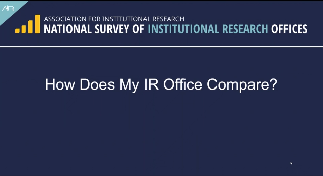 Why Participate in the National Survey